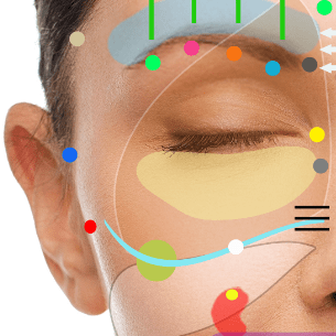 Image - Facial Reflexology
